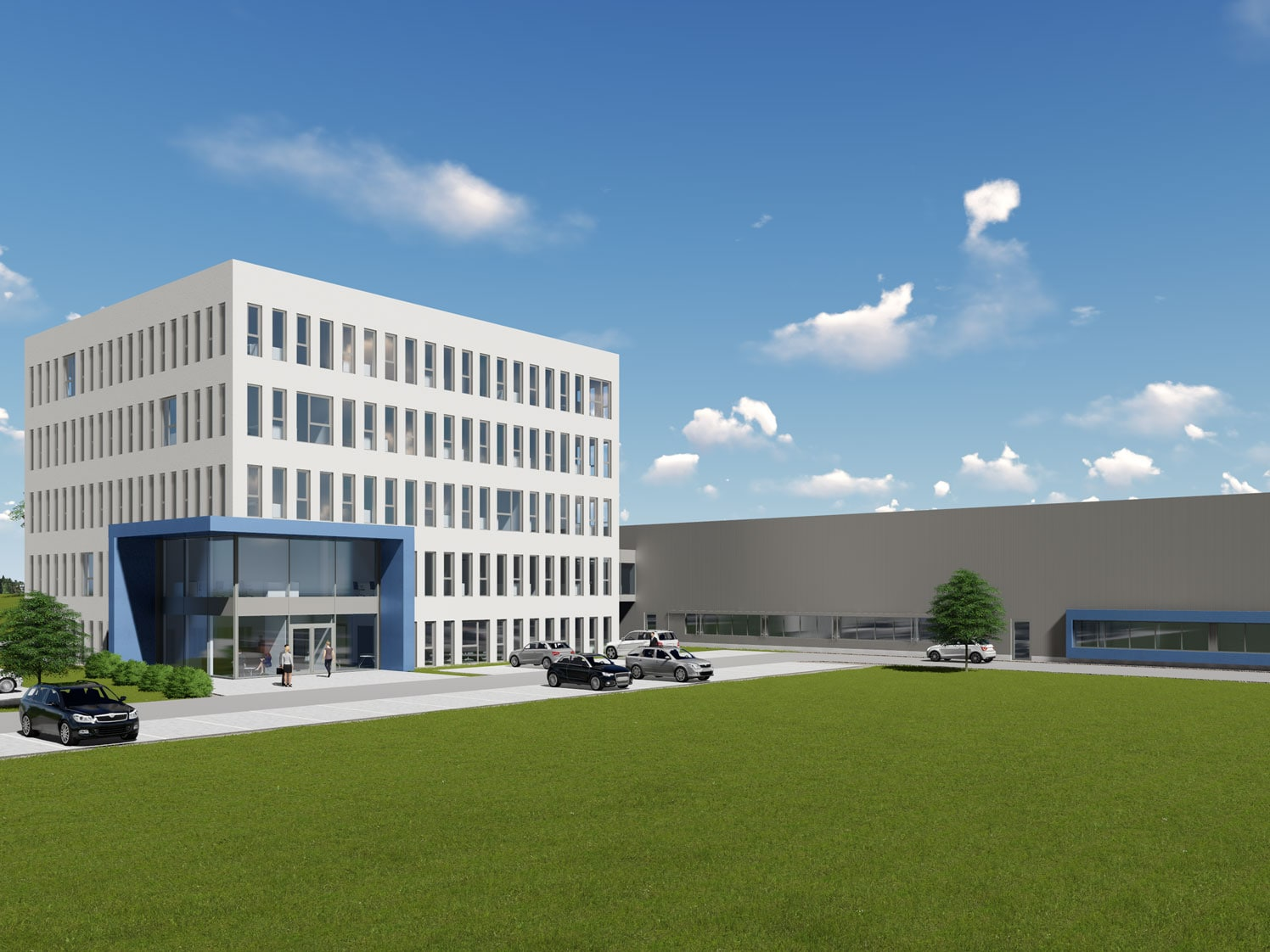 New metrology plant in Villingen-Schwenningen