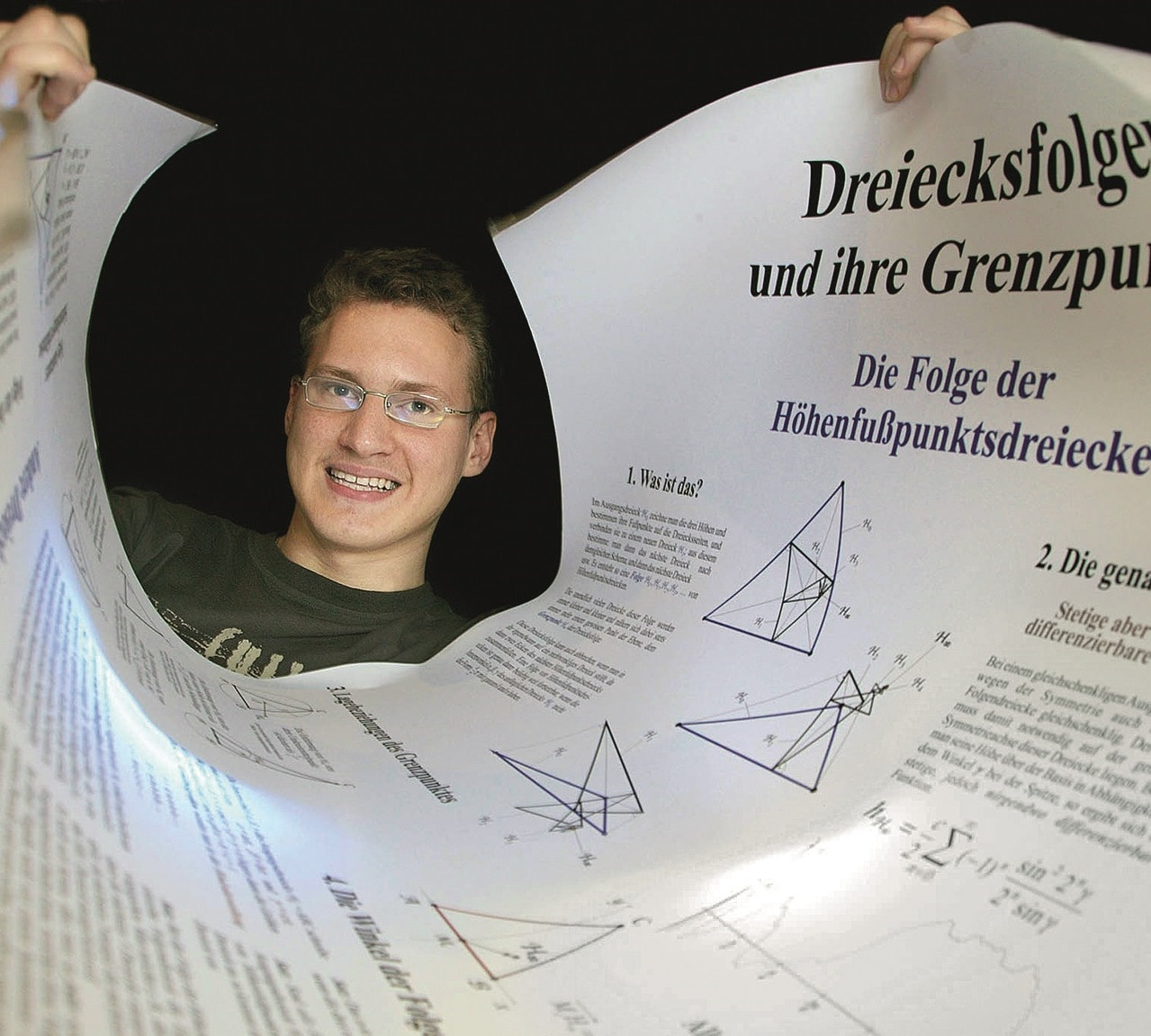 "Jenoptik is a long-term supporter of the ""Jugend forscht"" competition for young researchers."