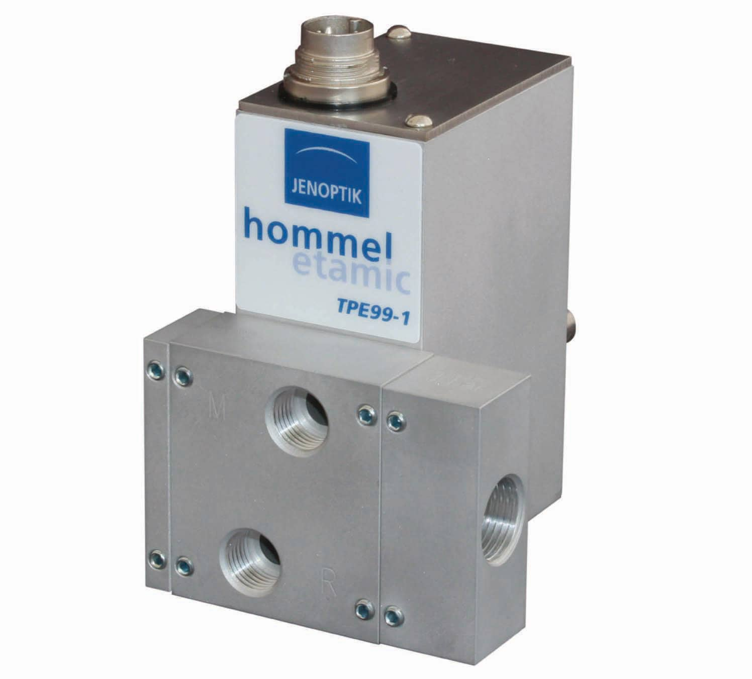 The Hommel-Etamic TPE99 forms the core element of our pneumatic measuring systemsand suitable for all measuring tasks in production