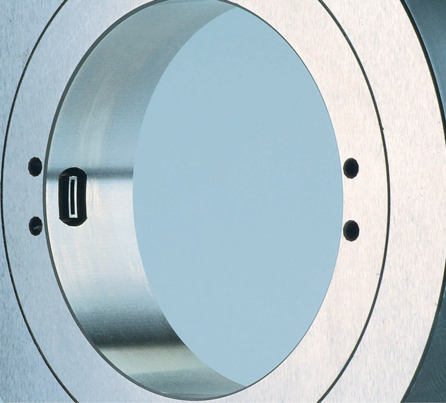 The pneumatic ring gauges from Jenoptik are extremely resilient and easy to maintain