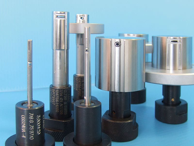 Air Spindles for various measuring tasks