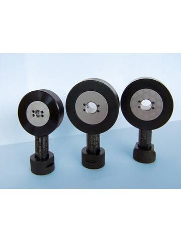 The pneumatic gauging components are supplied with two or more nozzles