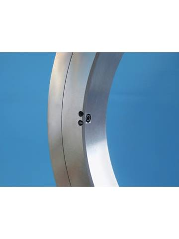 Pneumatic ring gauges - Checking under particularly tough operating conditions