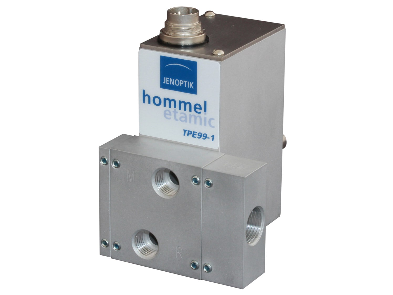 The Hommel-Etamic TPE99 forms the core element of our pneumatic measuring systems