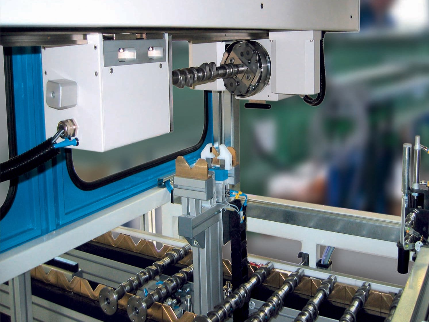 Series Optical Measuring Systems: For Use in Automation