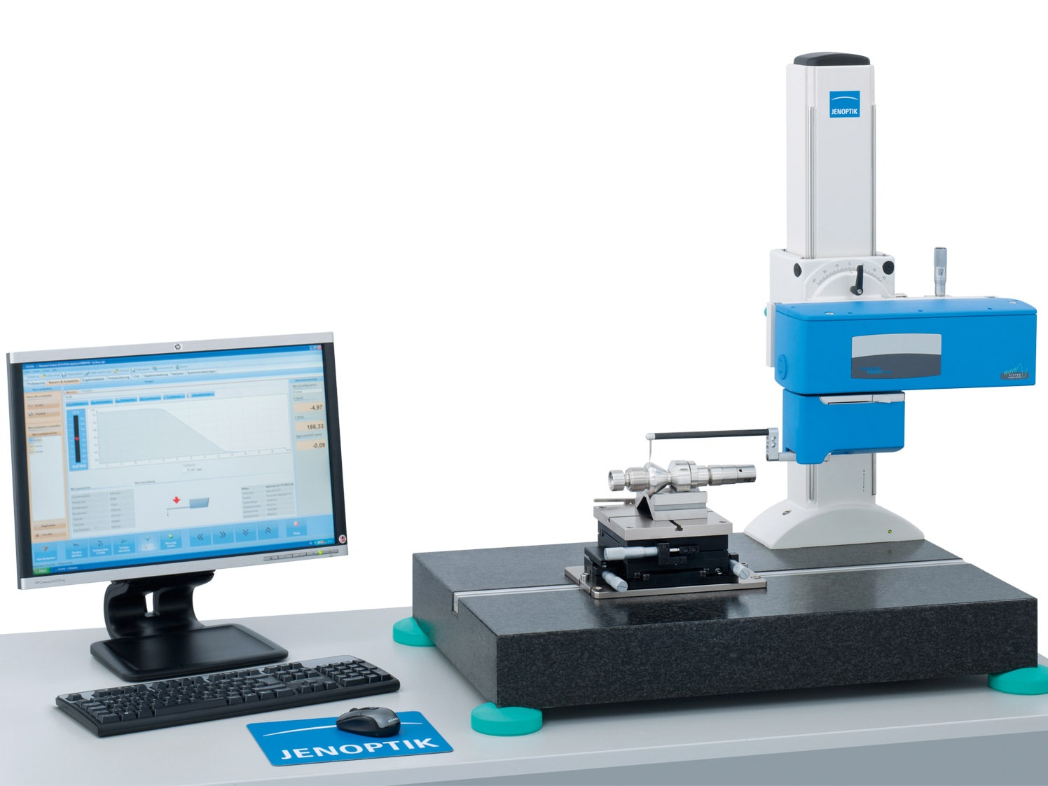 Hommel-Etamic C8000 Measuring System