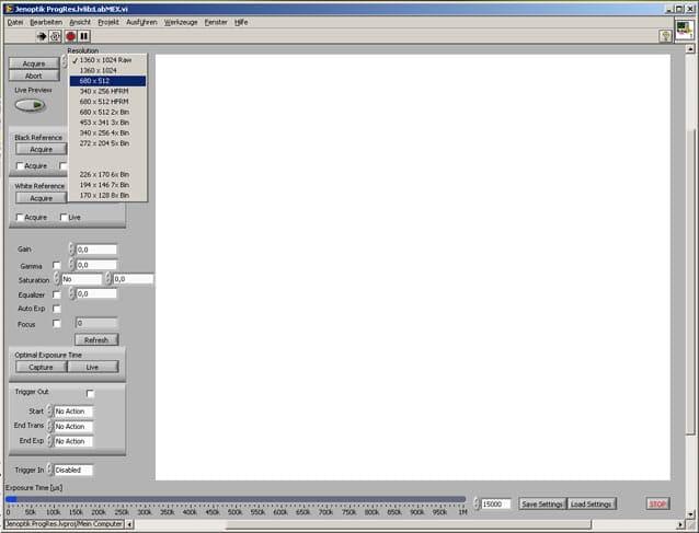 FAQ to ProgRes® CapturePro Software | Jenoptik
