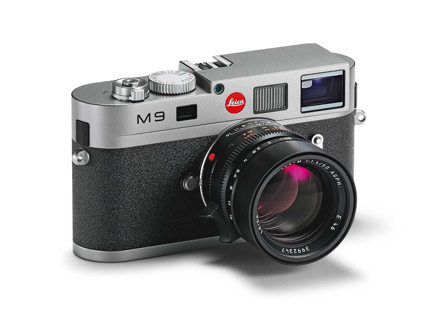Leica M9 range finder camera