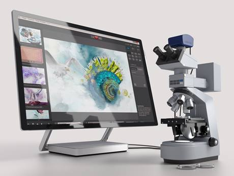 jenoptik gryphax software and microscope camera