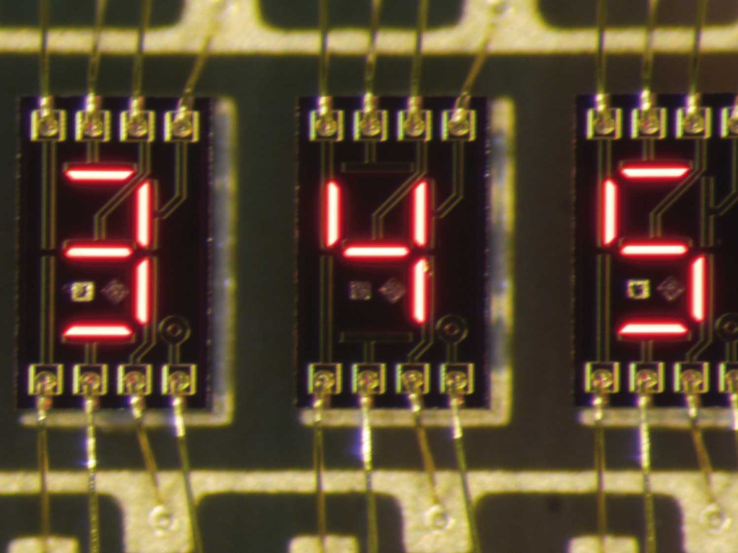 Miniature Led Display Modules Jenoptik Board Circuit From Efficient And Power Saving For Optical Devices