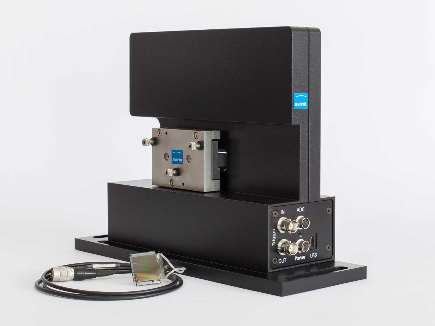 Liquid Crystal Spatial Light Modulator From Jenoptik