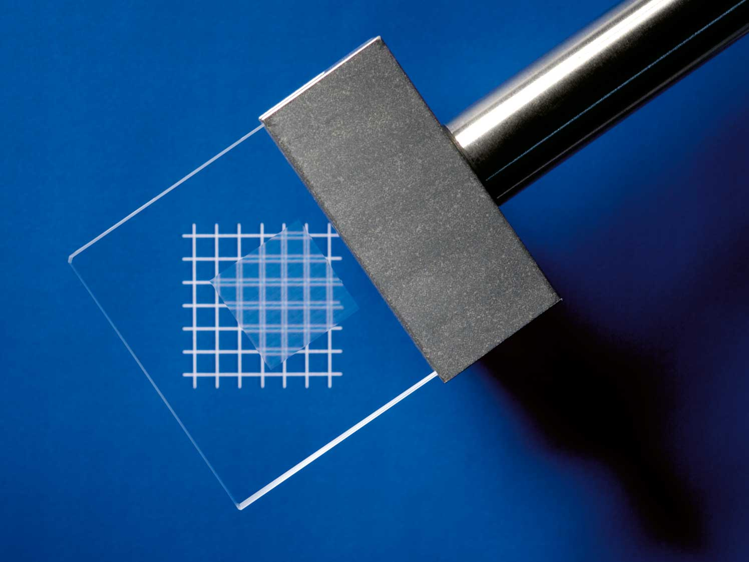 Diffractive beam splitters - separate a single incident laser beam into multiple non-overlapping beams