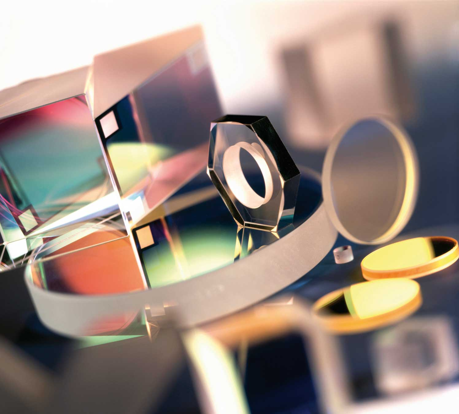 Optics and Optical Components